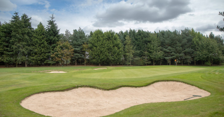 Welcome to Allerthorpe Golf & Park Retreat